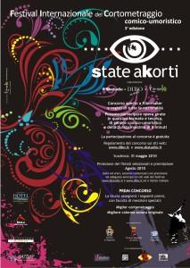 Locandina State Akorti 2010
